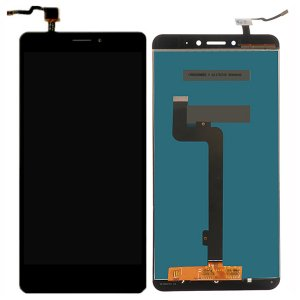 Xiaomi Mi Max 2  LCD with Digitizer Assembly  Black Aftermarket
