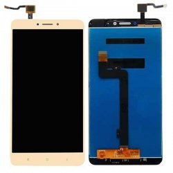 Xiaomi Mi Max 2 LCD with Digitizer Assembly  Gold Aftermarket