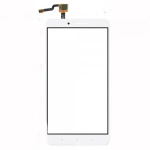 Xiaomi Mi Max 2  Touch Screen White