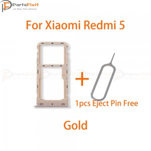 Xiaomi Redmi 5 SIM Card Tray Gold