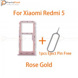Xiaomi Redmi 5 SIM Card Tray rose gold