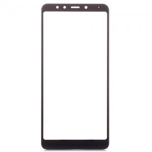 Xiaomi Redmi 5 Front Glass Lens Black OEM
