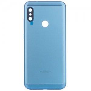 Xiaomi Redmi 6 Pro Battery Door Blue Ori