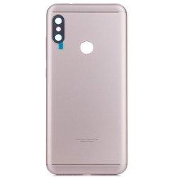 Xiaomi Redmi 6 Pro Battery Door Gold Ori