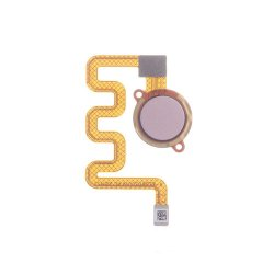 Xiaomi Redmi 6 Pro Fingerprint Sensor Flex Cable Pink Ori