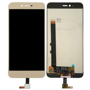 Xiaomi Redmi Note 5A LCD with Digitizer Assembly Gold Ori