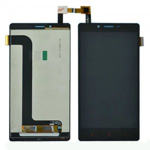 Xiaomi Redmi Note LCD with Digitizer Assembly Black OEM
