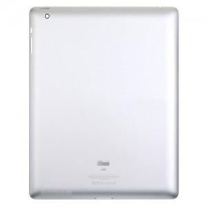 Battery Cover for The New iPad WiFi Version OEM