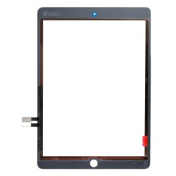 For iPad 9.7 2018 Touch Digitizer White Original Material