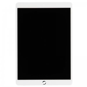 For iPad Air 3 LCD with Touch Assembly White