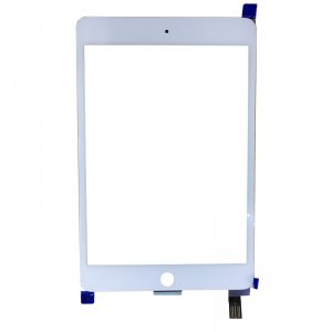 For iPad Mini 5 Touch Digitizer Ori White