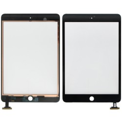 For iPad  Mini Touch Digitizer without ic Black High Copy