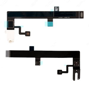 "For iPad Pro 12.9"" 2nd Gen 2017 Headphone Jack Flex Cable White"