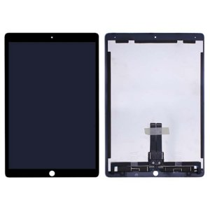 "For iPad Pro 12.9"" 2nd Gen 2017 LCD Assembly with Board Soldered Black"