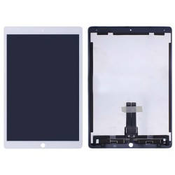 "For iPad Pro 12.9"" 2nd Gen 2017 LCD Assembly with Board Soldered White"