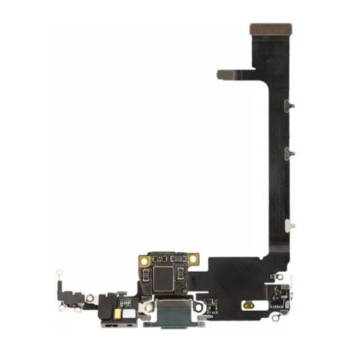 For iPhone 11 Pro Max Charging Port Flex Cable Green