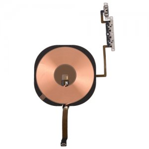 For iPhone 11 Pro Max NFC Coil with Volume Flex Cable