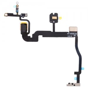 For iPhone 11 Pro Max Power Button and Flashlight Flex Cable