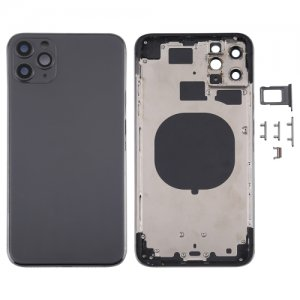 For iPhone 11 Pro Max back Housing Cover Gray