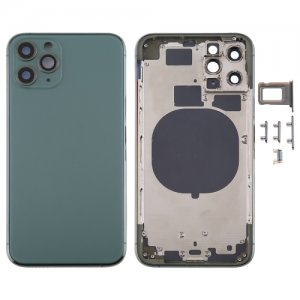 For iPhone 11 Pro Max back Housing Cover Green