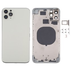 For iPhone 11 Pro Max back Housing Cover White