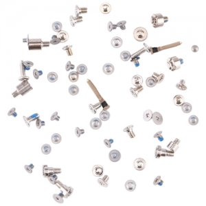 For iPhone 11 Pro Max Complete Set Screws Gold
