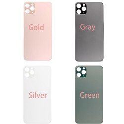 For iPhone 11 Pro  Back Glass