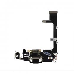 For iPhone 11 Pro Charging Flex Black