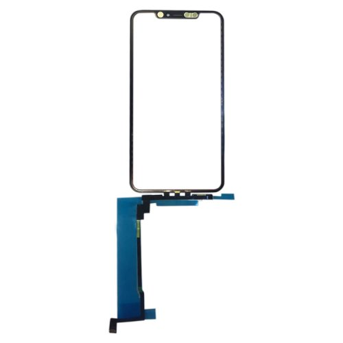 For iPhone 11 Pro Touch Digitizer with OCA Pre installed