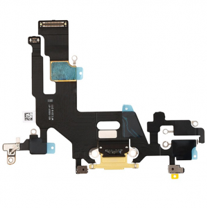 For iPhone 11 Charging Port Flex Cable Yellow