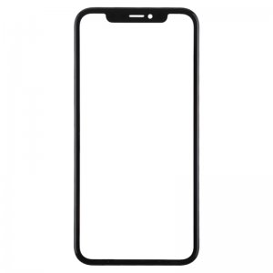 For iPhone 11 Front Glass with Frame and OCA Pre installed