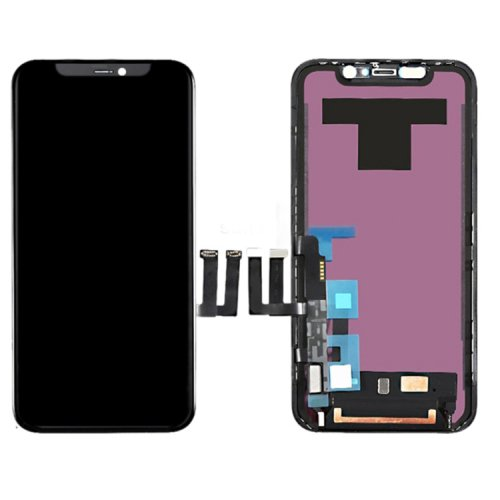 For iPhone 11 LCD with Digitizer Original Assembly