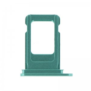 For iPhone 11 Sim Tray Green
