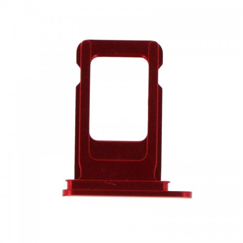 For iPhone 11 Sim Tray Red