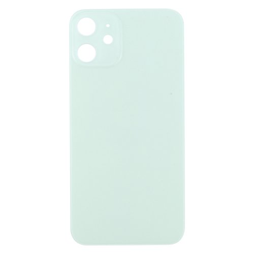 For iPhone 12 Back Glass Green