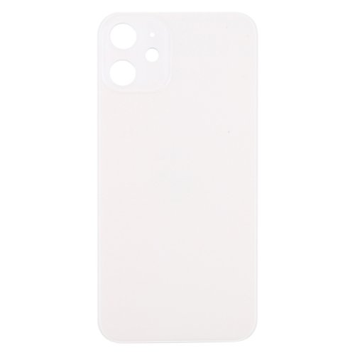For iPhone 12 Back Glass White
