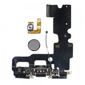 For iPhone 7 Charging Port Flex Cable With Home Button Return Solution
