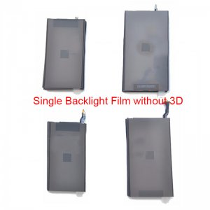 Single Backlight Film without 3D for iP6s/6sp/7/8/7p/8p