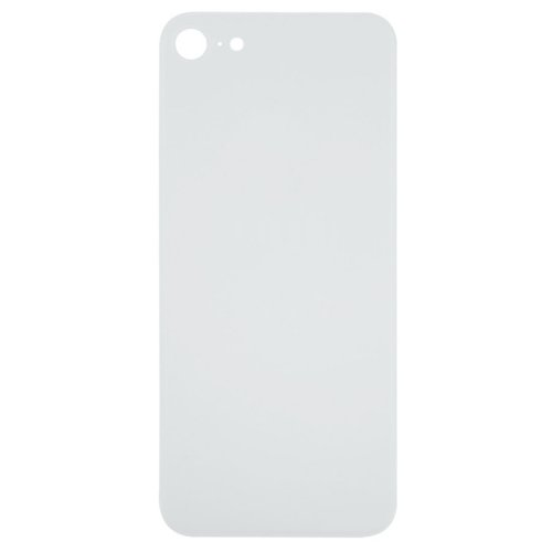 For iPhone 8 Back Glass White