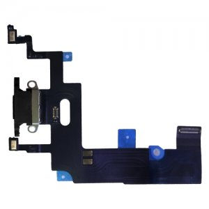 For iPhone XR Charing Flex Cable Black