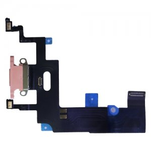For iPhone XR Charing Flex Cable Pink
