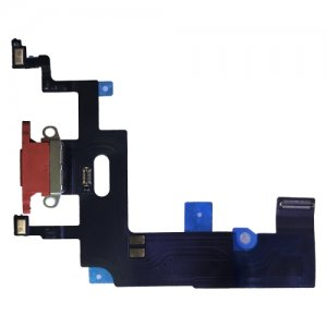 For iPhone XR Charing Flex Cable Red