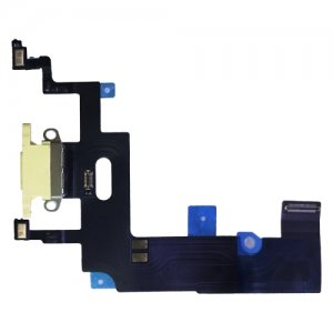 For iPhone XR Charing Flex Cable Yellow