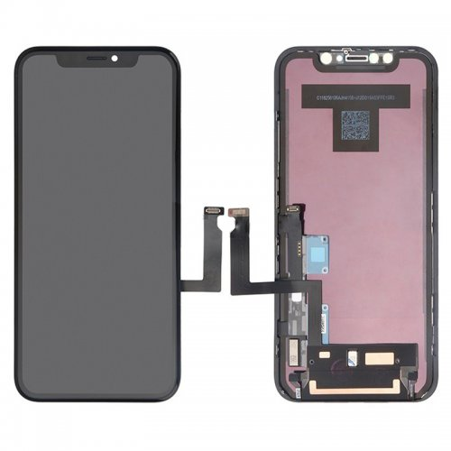 For iPhone XR LCD Assembly Refurbished LCD