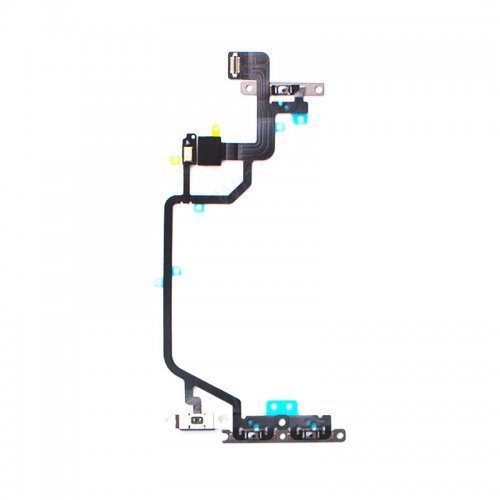 For iPhone XR Power Button Flex Cable