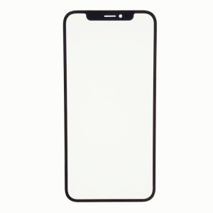 For iPhone Xs Max Front Glass with OCA Pre-installed