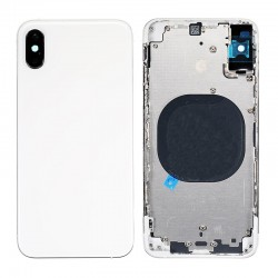 For iPhone Xs Battery Cover Back Housing White