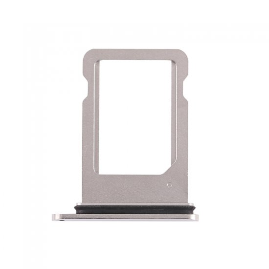 For iPhone Xs Single Sim Card Tray White