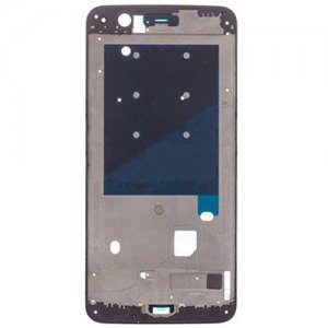OnePlus 5 Front Housing Black Ori