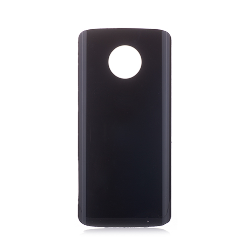 Motorola Moto G6 Plus Battery Door Black Original